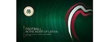 Futbols Latvijas sirdī