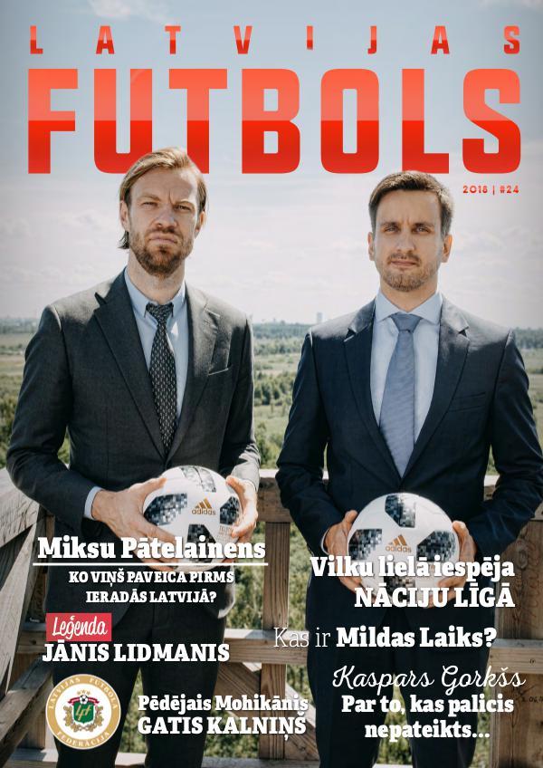 Latvijas Futbols #24
