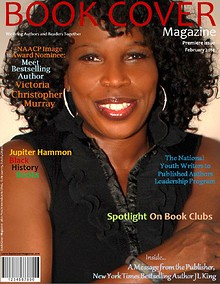 BOOK COVER Magazine