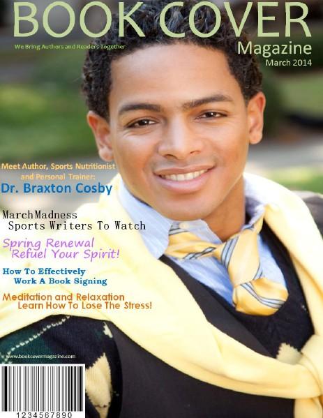 BOOK COVER Magazine - March 2014