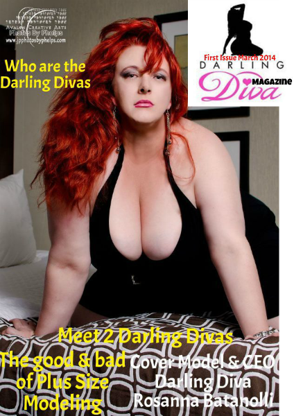 The Darling Divas Magazine First Issue March 2014