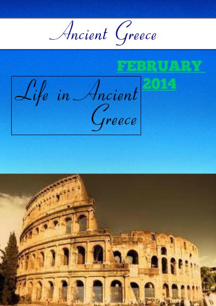 Ancient Greece Feb. 2014