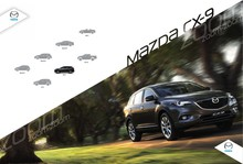Overview With New Features - MAZDA CX9
