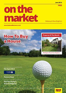 On The Market - Wirral's No1 Property Magazine