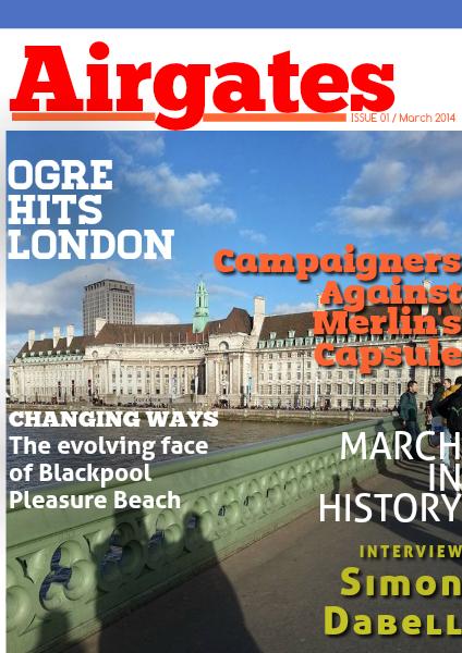 Airgates Magazine March 2014