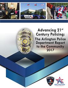 The Advancing 21st Century Policing Community Report 2017