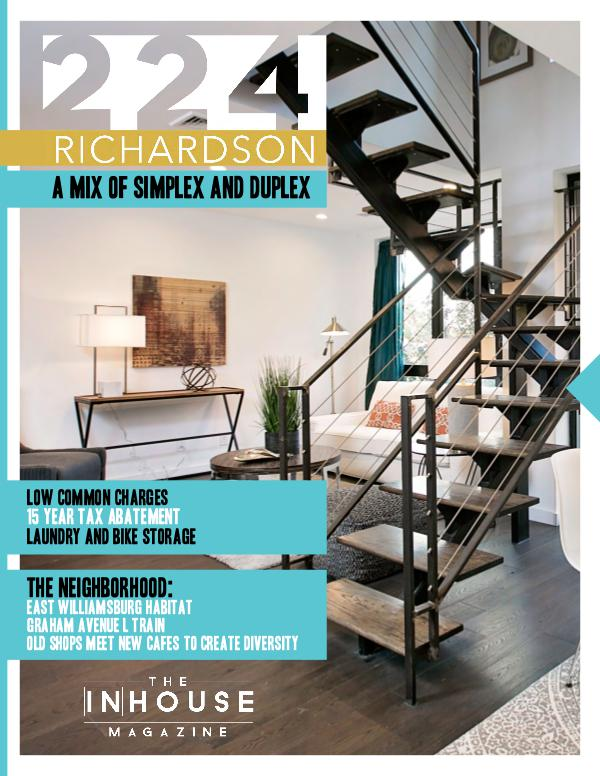 The InHouse Magazine 224 Richardson-5 Unit Condo Building