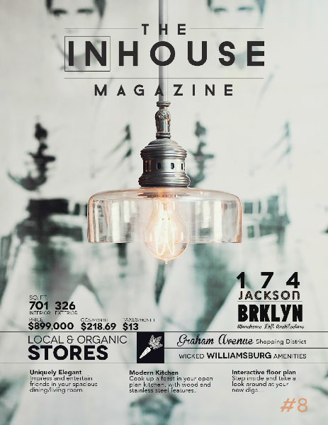 The InHouse Magazine Warehouse Loft Architecture || 174 Jackson Street