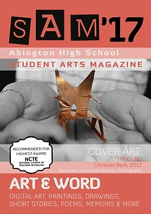 Abington High School Student Arts Magazine
