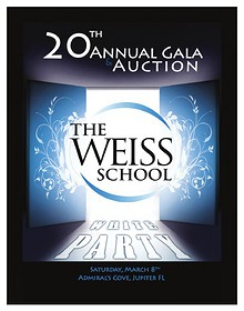The Weiss School's 20th Annual Gala Auction