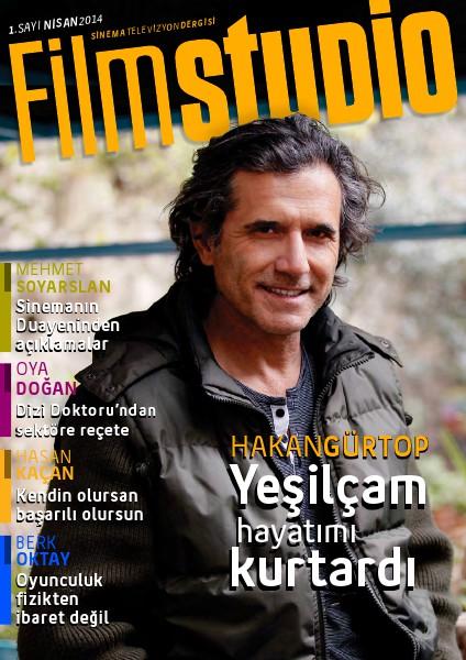 Film Studio Dijital Dergi Nisan 2014