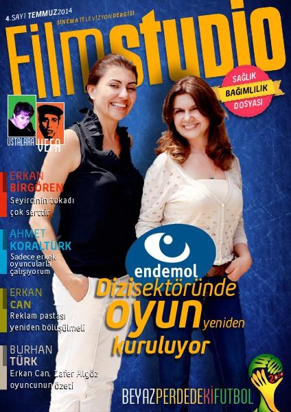 Film Studio Dijital Dergi Temmuz 2014