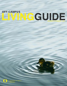 Off-Campus Living Guide