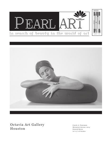 Pearl Art August - Sep 2015