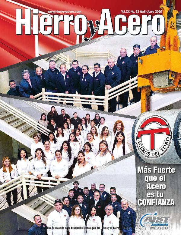 Hierro y Acero Edición No. 82