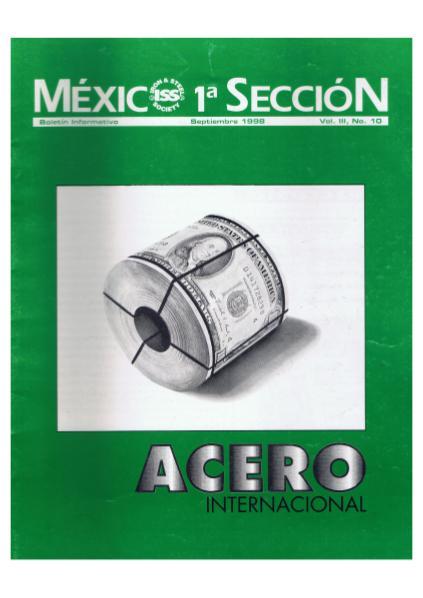 Hierro y Acero Edición 10
