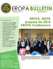 EROPA Bulletin
