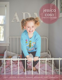 Jessica Caso Photography Welcome Guide 2014