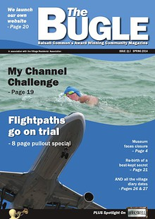 The Bugle Spring 2014
