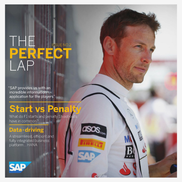 The Perfect Lap Issue no.2