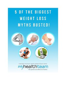 5 Of The Biggest Weight Loss Myths Busted