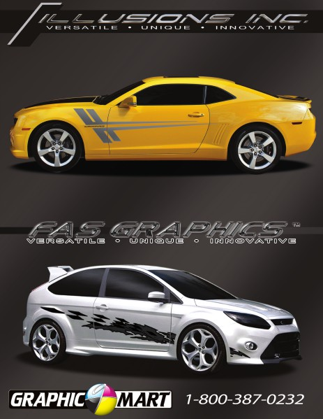 2014 Illusions Fas Graphics Automotive Restyling Catalog 2014