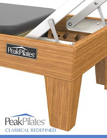 Peak Pilates Brochure 2014 / 2015
