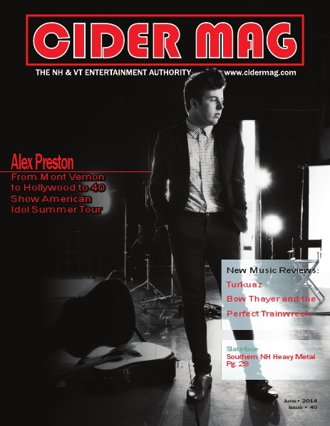 Cider Mag June 2014 Issue 40