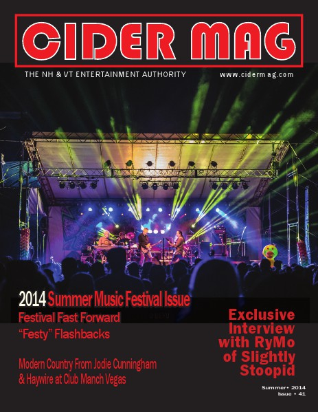 July/August 2014 Issue 41