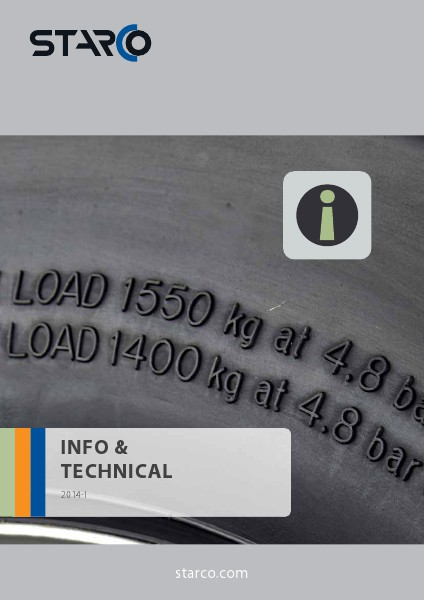 SubCat Technical Info STARCO Technical Information (INT en)
