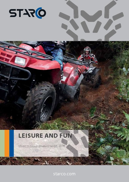 SubCat Leisure & Fun STARCO Leisure & Fun (INT en)
