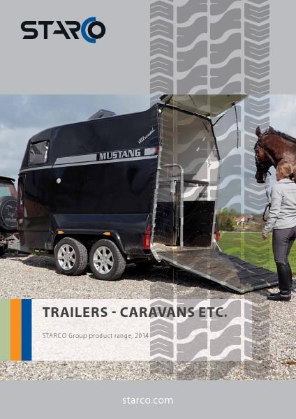 SubCat Trailers- Caravans STARCO Trailers- Caravans etc. (INT en)