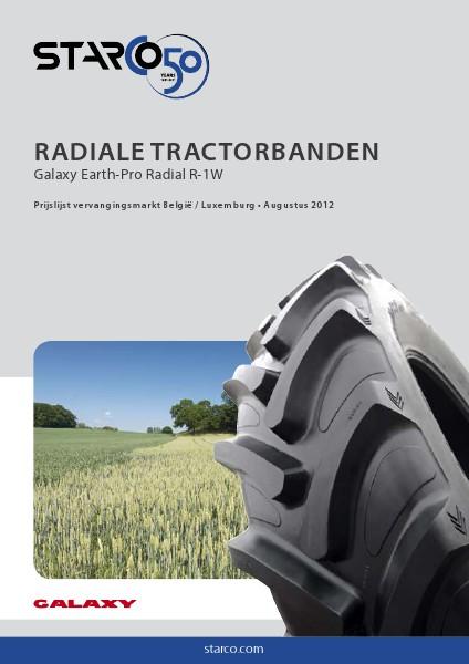 Brochure Galaxy Earth Pro Galaxy Earth Pro (BE nl)