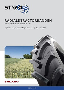 Brochure Galaxy Earth Pro