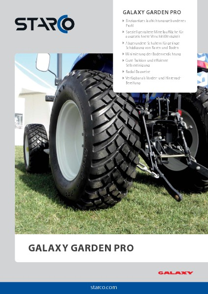 STARCO DE Galaxy Garden Pro Flyer DE Joomag Newsstand