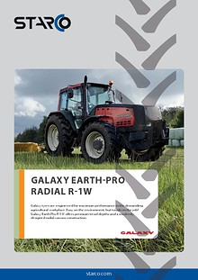 Flyer Galaxy Earth Pro Galaxy Earth Pro (ZA)