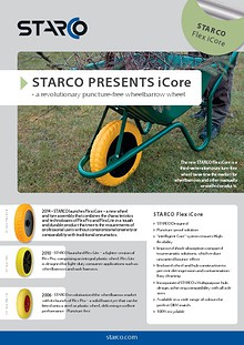 Flyer STARCO FLEX iCORE