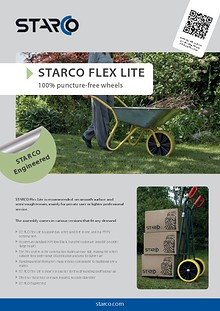 Flyer STARCO FLEX Lite