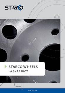 Flyer STARCO Wheel