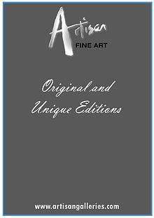 Originals & Unique Editions