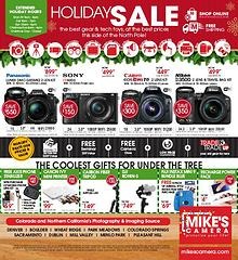 Mike's Camera Weekly Ad