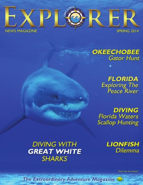 Ocean Explorer Magazine Miami show 2015