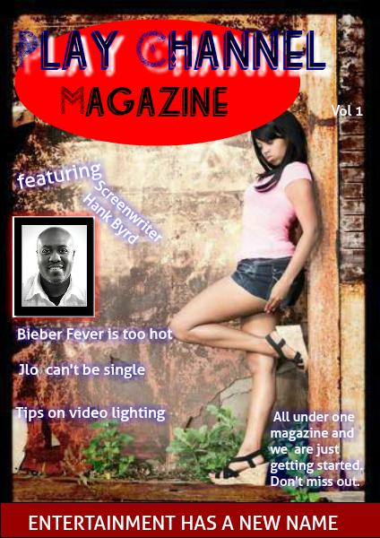 Play Channel Magazine volume 1