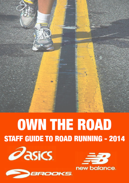 EMS - Product Information Guides ROAD RUNNING - March 2014