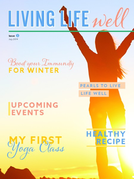 Living Life Well Issue 2