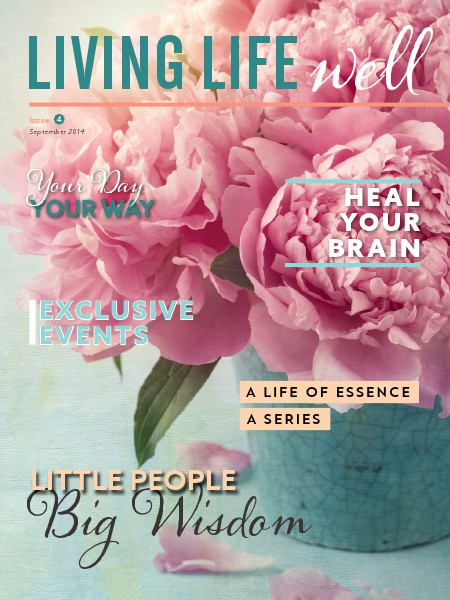 Living Life Well Issue 4