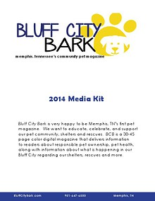 BluffCity Bark Media Kit