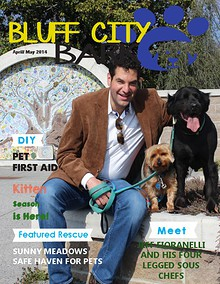 Bluff City Bark