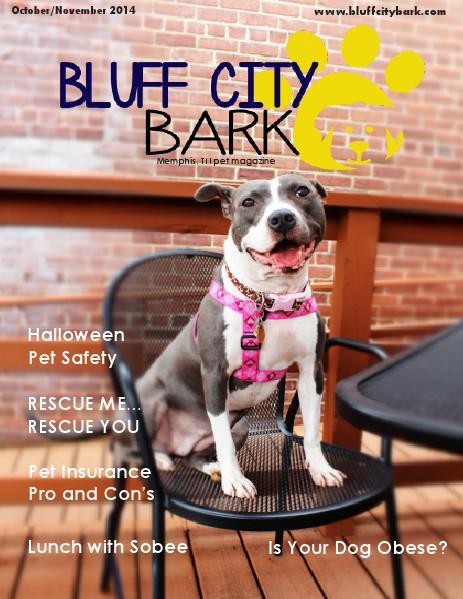 Bluff City Bark October/November 2014