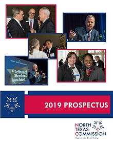 North Texas Commission 2019 Prospectus
